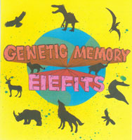 EIEFITS / GENETIC MEMORY CD