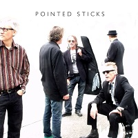 POINTED STICKS / S-T -3rd ALBUM- (CD)