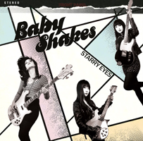 BABY SHAKES / STARRY EYES LP