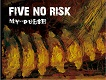 FIVE NO RISK/MY PULSE