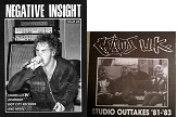 NEGATIVE INSIGHT/ISSUE #2 W/CHAOS UK 7""