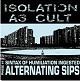 ABORTICIDIO // ISOLATION AS CULT/SPLIT (LTD.200)
