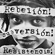 KAMI ADA // INFESTO/SPLIT - REBELION! SUBVERSION! RESISTENCIA!