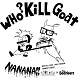 BEER BELLY // BOOHBARS/WHO? KILLED GOAT -SPLIT-