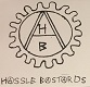 HASSLE BASTARDS/SIK'O'WAR EP