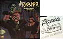 ATOXXXICO/DEMOS,RARITIES+PUNKS DE MIERDA EP (LTD.300 BLACK VINYL)