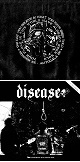 HONNOR SS // DISEASE/SPLIT