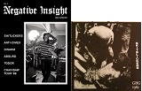 NEGATIVE INSIGHT/ISSUE #3 W/SKITSLICKERS 7""