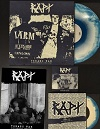 RAPT/THRASH WAR - DISCOGRAPHY 1984/1987 (LTD.150 DIE-HARD SPLATTER)