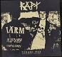 RAPT/THRASH WAR - DISCOGRAPHY 1984/1987 (LTD.400 BLACK)