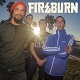 FIREBURN/SHINE (LTD.500 CLEAR BLUE VINYL)