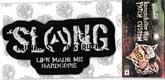 SLANG/オフィシャル刺繍パッチ