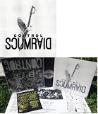 SCUMRAID/CONTROL (LTD.250 EURO盤)