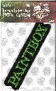 PAINTBOX/オフィシャル刺繍パッチ(グリーン)