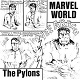 PYLONS/MARVEL WORLD -LTD 200 BLACK VINYL-