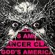 GOD'S AMERICA // CANCER CLAN/SPLIT (LTD.100 PINK SLEEVE)