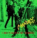 MANIACS/I DON'T WANNA GO TO WORK (LTD.150 GREEN SPLATTER)