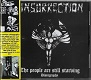INSURRECTION/THE PEOPLE ARE STILL STARVING-DISCOGRAPHY