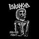 PARANOID(偏執症者)/HARDCORE ADDICT (2019 RE-ISSUE/LTD.300 BLACK)