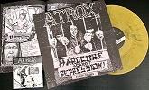 ATROX/HARDCORE AGAINST REPRESSION! 1985-1988 (LTD.100 DIE-HARDカラー盤)