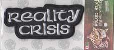 REALITY CRISIS/オフィシャル刺繍パッチ (ロゴ)