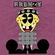 FRENZY/S-T (PINK VINYL)