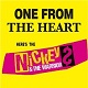 NICKEY & THE WARRIORS/ONE FROM THE HEART
