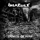 DISABUSE/DEMOS OF WAR (RED VINYL)