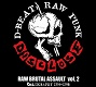 DISCLOSE/RAW BRUTAL ASSAULT Vo.2 - DISCOGRAPHY 1994-1998 (再発盤)