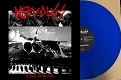 NERVOUSS/FUTURE EXTINCTION (LTD.100 BLUE VINYL)