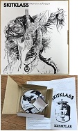 SKITKLASS/PRIMITIV KANSLA (2nd PRESS/ダンボールBOX仕様)