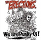 ERECTiONS./WE ARE PUNKY-Oi! (LTD.300)
