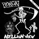 HELLISH VIEW  // TORTURE/RAW SPLIT (LTD.300 BLACK VINYL)