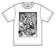 BASE22周年ライブ記念Tシャツ/YOSSIEデザイン (WHITE)