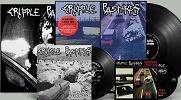 CRIPPLE BASTARDS/MISANTROPO A SENSO UNICO (20周年記念/LTD.350 BLACK)