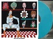 COLD MEAT/HOT AND FLUSTERED (LRD.300 TURQUOISE BLUE VINYL)