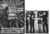 ARTCORE/ISSUE #39 W/MYDOLLS 7""