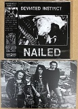 DEVIATED INSTINCT/NAILED (LTD.300)