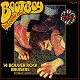 V.A./BOOT BOY DISCOTHEQUE  14 BOVVER ROCK BRUISERS  -BLACK VINYL-
