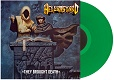 HELLBASTARD/THEY BROUGHT DEATH (LTD.100 GREEN VINYL)