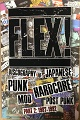 FLEX!/DISCOGRAPHY OF JAPANESE PUNK/HARD CORE/MOD/POST PUNK PART 2: 1987-1992