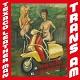 TEXACO LEATHER MAN/TRANS AM