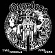 OVERDOSE/TWO WHEELS AND GONE (LTD.500 BLACK VINYL)