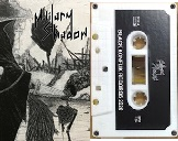 MILITARY SHADOW/VIOLENT REIGN (LTD.200 WHITE TAPE)