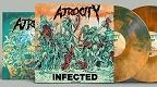 ATROCITY/INFECTED+EARLY DEMOS (LTD.100 DIE-HARD)