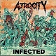ATROCITY/INFECTED+EARLY DEMOS (LTD.300 BLACK)