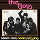 BOYS/I DON'T CARE (LTD.400 BLACK)