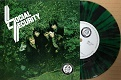 SOCIAL SECURITY/I DON'T WANT MY HEART TO RULE MY HEAD (LTD.100 GREEN SPLATTER)