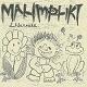 MALIMPLIKI/Libervola ep (LTD.200再プレス)