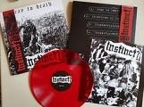 INSTINCT?/PRAY TO DEATH (LTD.100 RED・帯付き仕様)